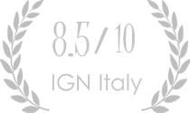 8.5 out of 10 from IGN Italy